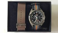 Seiko SSC671 Recraft Solar Chronograph Men Wristwatch