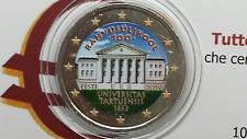 2 euro 2019 Estonia color farbe couleur cor Tartu Estonie Estland Eesti Эстония
