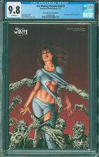 WAKING DREAMS END #3 Joseph Linsner Zombie Exclusive Ltd 250 CGC 9.8