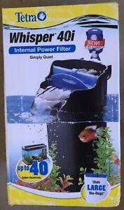 TETRA  Whisper 40i In Tank Aquarium Filter