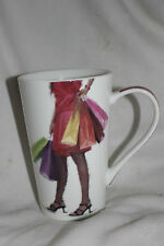 Mug  Tasse à café   Macneil Studios Shopping Model Shoes High Heel Fine China