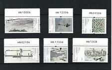 China Hong Kong 2014 Museums collection - Painting Wu Guanzhong stamp NO