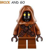 LEGO Minifig Figurine Star Wars SW590 Jawa With Gold Badge NEUF NEW