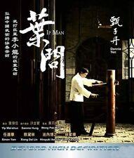 "Donnie Yen Ji-Dan ""Ip Man"" Simon Yam Tat-Wah HK Martial Arts Region 0 Blu-Ray"