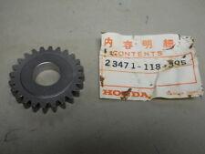 Honda NOS SL70, XL70, 1971, 1973-76, Gear (24T) # 23471-118-305   v.