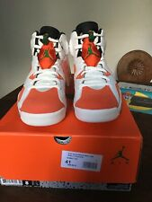 Air Jordan 6 Retro Like Mike X Gatorade Size 8; 8,5; 9; 9,5; 10; 11(41; 42;42,5