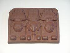 Meissen Böttger Steinzeug Relief Bild Tempelmotive