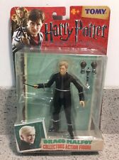 Harry Potter TOMY DEATHLY HALLOWS Collectors Action Figure DRACO MALFOY - NEW