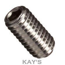 M5 x 20mm Stainless Steel Grub Screws,20 Pack