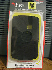 PHONE CASE FOR BLACKBERRY(8300,8310,8320,8330) FUSE, SLEEK SILICONE!