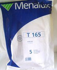 T165 MENALUX LOT de 10 sacs pour aspirateur karcher tsc 550/555
