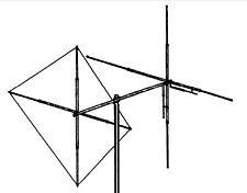 Small Beam Antenna - MaCo Y-Quad - Dual Polarity -  QUALITY THAT LASTS !!!