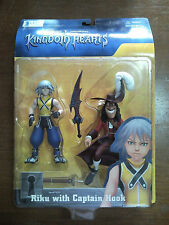 Kingdom Hearts Disney Squaresoft Complete Series 1 Figures