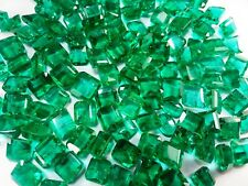 500 CT Green Emerald Chatam Excellent Quality Wholesale Lot Gemstone Video