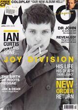 Mojo Magazine April 2005 No 137 Joy Division New Order Ian Curtis Jan & Dean