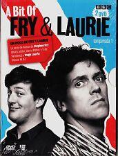 Stephen Frears: A BIT OF FRY LAURIE. Temporada 1.  Descatalogada en castellano.
