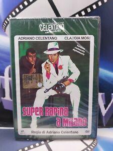 Super Rapina a Milano  Editoriale Dvd ..... Nuovo
