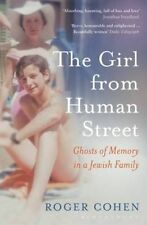 The Girl From Human Street: A Jewish Family Odyssey, Good Condition Book, Cohen,