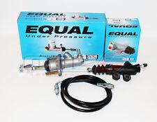 Exedy Master & Slave Cylinder &  Clutch Line Kit 92-00 Honda Civic
