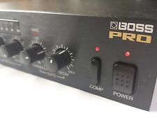 Boss PRO CL-50 Compressor Limiter Half-Rack made in japan Excellent condition!