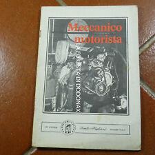 libro manuale motori trattori auto automobilismo automobile vintage meccanico