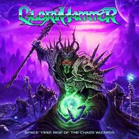 GLORYHAMMER - SPACE 1992: RISE OF THE CHAOS WIZARDS  CD NEU