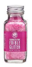 The Gourmet Baking Company Alabaster Pink Edible Glitter .75oz Jar