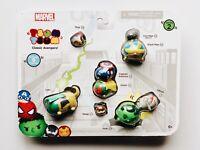 Disney TSUM TSUM Classic Avengers! Iron Man Wasp Thor Loki 9 Figures Series 2