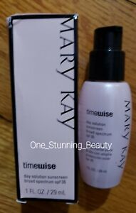NEW IN BOX MARY KAY TIMEWISE DAY SOLUTION SPF EXP 2019