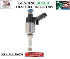 Yrs 12-13 Volkswagen Beetle 2.0L I4 *New* Single Fuel Injector Bosch #0261500076