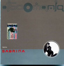 SABRINA - Discomania (Collectible CD, 12 tracks, jewel case, Booklet 4 pages)