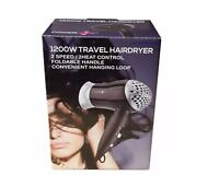 PRO HAIRDRYER FOLDABLE HANDLEHAIR STYLE DRYER  NEW TRAVEL  PROFESSIONAL RRP 25£