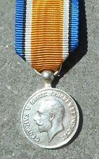 ANGLETERRE / UNITED KINGDOM: THE WAR MEDAL 1914/1918 - MINIATURE