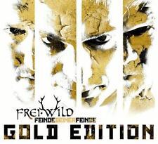Feinde Deiner Feinde/Gold Edition [2 CD+ 2 DVD, Box-Set] von Frei.Wild (2015)