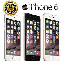 Apple iPhone 6 6 Plus 16GB/64GB Unlocked Smartphone Grade A+++ Gold Grey Silver
