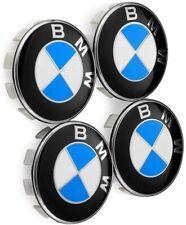 4 Pcs Bmw Wheel Center Hub Caps 68mm Logo Emblem Rim Center Caps - Fast Shiping!