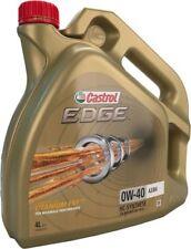 Castrol EDGE TITANIO FST 0w-40 a3/b4 4 litros de aceite del motor Porsche mercedes VW BMW
