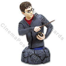 Harry Potter Sorcerer Chamber Azkaban CARDS+Order Phoenix Daniel Radcliffe Bust