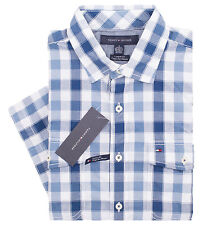 Tommy Hilfiger Men's Short Sleeve Button-Down Casual Shirt - $0 Free Ship