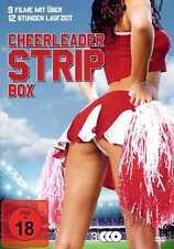 Cheerleader Strip Box | 9 Filme | 12 Stunden | Camp | Erotik [FSK18] DVD