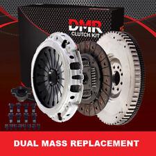 IVECO DAILY IV 2.3 Clutch Kit + DMR Solid Flywheel 5pc Diesel F1AE0481GA 116hp