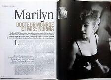 Mag rare 2012: MARILYN MONROE_PATRICIA KAAS