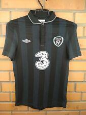 Republic Of Ireland kids jersey height 152 cm. 2013 2014 away shirt Umbro
