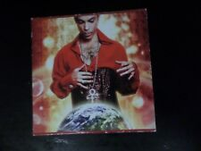 CD - PRINCE - PLANET EARTH - 10 TRACK - MAIL ON SUNDAY PROMO