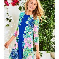 Lilly Pulitzer NWT Ophelia Swing Dress Island Escape XS $178