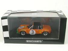 Porsche 914/6 #3 3rd Marathon de la Route 1970 1 43 Minichamps