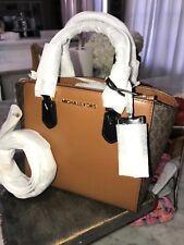 Michael Kors Carolyn Colorblock Mixed Material SM Convertible Tote Bag Msrp 328