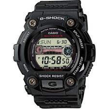 G-Shock Men's Watch GW-7900-1ER Solar Radio Controlled Accuracy Moon Phase Tide