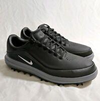 Nike Air Zoom Precision Waterproof Golf Shoes Black Men's Size 9 866065-002