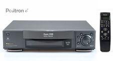 Panasonic NV-HS950 SVHS Videorecorder mit FB / gewartet, 1 Jahr Garantie